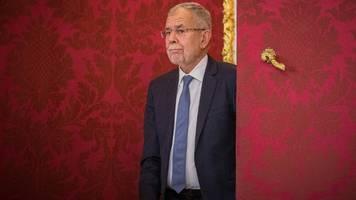 Coronavirus: Österreichs Bundespräsident Van der Bellen verstößt gegen Corona-Sperrstunde