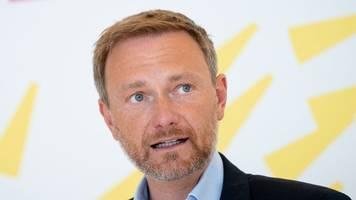 Lindner plädiert für regional unterschiedliche Corona-Regeln