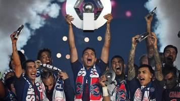 nach coronabedingtem abbruch: in frankreich soll fußballsaison im august wieder starten