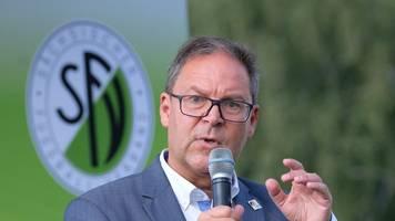 SFV-Boss wehrt sich vor DFB-Bundestag gegen Kritik