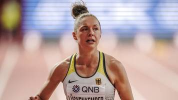 Sprint-Star - Lückenkemper zum Doping: Betrüger finden immer einen Weg