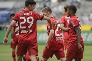 Havertz wieder überragend: Fängt Bayer erneut Gladbach ab?