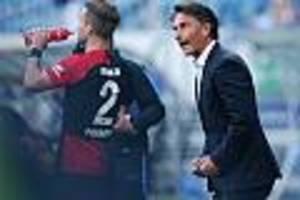 Bundesliga - Labbadia verleiht Hertha das Sieger-Gen - und besticht sogar die Spielerfrauen