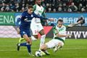Bundesliga im Live-Stream - So sehen Sie Schalke gegen Augsburg live im Internet