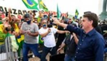 Covid-19: USA verbieten Einreisen aus Corona-Hotspot Brasilien