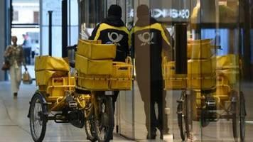 Deutsche Post plant umfassende vorbeugende Coronavirus-Tests