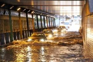 landesunternehmen: wasserbetriebe rüsten sich für extremwetterereignisse