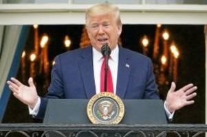 Anschuldigung: Präsident Trump stellt TV-Moderator unter Mordverdacht