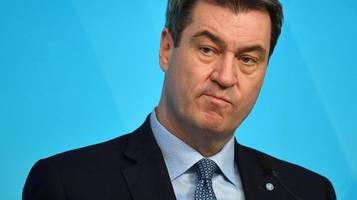 Coronavirus: Söder kritisiert Ramelow – und erwägt Gegenmaßnahmen