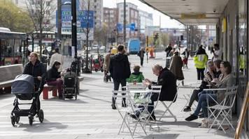 hohe sterberate: schweden registriert mehr als 4000 corona-todesfälle