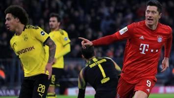 Bundesliga-Topspiel: BVB – FC Bayern live im TV und Liveticker verfolgen