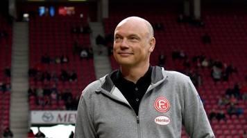 Fortuna Düsseldorf: Uwe Rösler freut sich auf Duell mit Schalkes Wagner