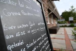 Corona-Fälle nach Restaurantbesuch: Landkreis sucht Gründe