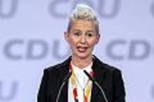 neues verfahren für listenaufstellung? - cdu-politiker fordern mehr weibliche direktkandidaten