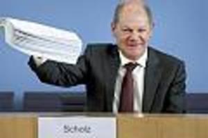 setzt auf mitte-kurs - comeback des olaf scholz: als wahre nr. 1 ist er favorit für spd-kanzlerkandidatur