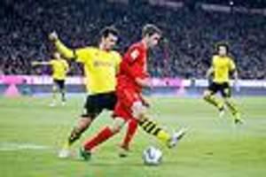 """Bundesliga - Borussia Dortmund - FC Bayern: Hummels ist zu """"99 Prozent"""" dabei"""