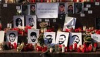 attentat von hanau: ein text gegen das vergessen