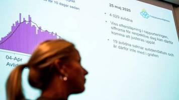Corona-Pandemie: 4000 Corona-Tote in Schweden – in der Relation mehr als in den USA
