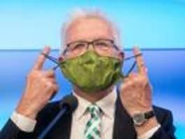 Corona-Politik ist jetzt Ländersache – sagt Kretschmann