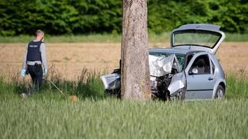 Lebensgefährtin unter den Opfern: 43-Jähriger fährt in Bayern mit Auto in Fußgängergruppe und erfasst fünf Menschen