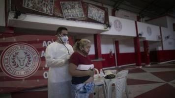 WHO-Regionalbüro besorgt über rasanten Anstieg der Corona-Fälle in Brasilien