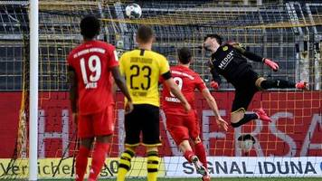 28. Bundesliga-Spieltag: Bayern baut Vorsprung mit Sieg im Spitzenspiel beim BVB aus