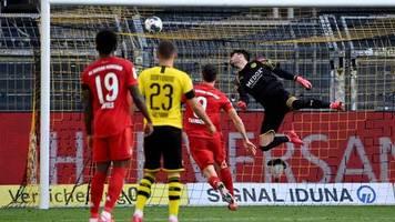Bundesliga-Topspiel: FC Bayern auf Meisterkurs – Geniestreich von Kimmich sorgt für Sieg beim BVB