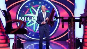 wer wird millionär?: günther jauch beantwortet 1.000-euro-frage