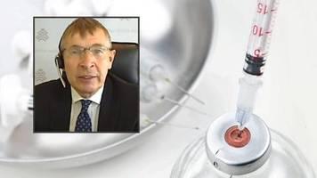 klaus cichutek: durchimpfung der bevölkerung ist eine sache von monaten – medikamenten-experte im interview