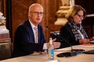 Newsblog für Norddeutschland: Corona: Hamburger Senat informiert über weitere Lockerungen
