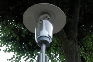 umrüstung: straßenbeleuchtung: ab juni nur noch led in oststeinbek