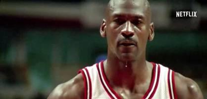 """The Last Dance"" - Dokumentation über Michael Jordan"