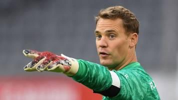Bayerns Neuer bestreitet gegen BVB 400. Bundesliga-Spiel