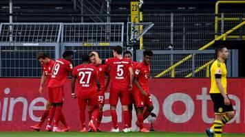 28. Bundesliga-Spieltag: Bayern nach Sieg auf Meisterkurs - Leverkusen verliert klar