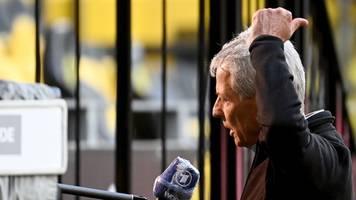 BVB-Pleite gegen Bayern: Favre hat Gesprächsbedarf - Matthäus spekuliert über Kovac