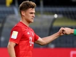 Bayern-Sieg gegen Dortmund: Wie viel kostet Kimmich?
