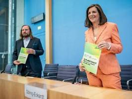 Planungssicherheit schaffen: Grüne wollen klotzen