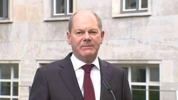 Video: Scholz erwartet Einigung aller EU-Länder auf Corona-Wiederaufbaufonds