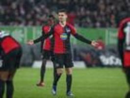 Hertha BSC erkämpft sich einen Punkt bei RB Leipzig