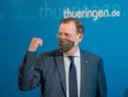 ramelow und söder sollten ihre politische rivalität hinten anstellen