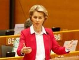 Die EU legt bei Corona-Hilfen nach und Trump wettert gegen Twitter