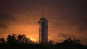SpaceX will mit bemannter Mission zur ISS Raumfahrtgeschichte schreiben