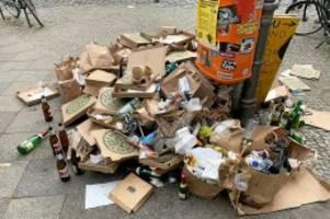 sauberkeit : per app gegen den müll auf berlins straßen