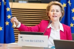 Corona-Krise: EU schnürt 750-Milliarden-Paket für Wirtschaftsneustart