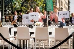 Hamburg: Hochzeitsplaner und Cateringfirmen warnen vor Kollaps