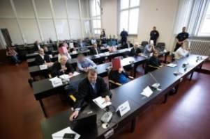 osdorf-connection: hohe haftstrafen für Überfall auf lkw mit 1,1 tonnen kokain