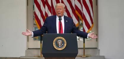Twitter konfrontiert Trump mit Fakten-Check