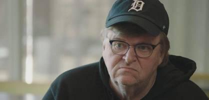 Warum Amerikas Rechte auf einmal Michael Moore liebt