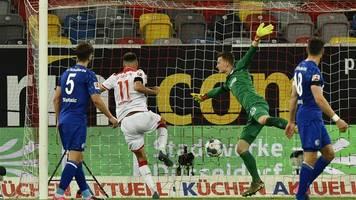 28. Bundesliga-Spieltag: Leipzig verpasst Platz zwei - Nächste Schalke-Pleite