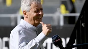 BVB-Pleite gegen FC Bayern: Trainer Favre will diesen Vertrag erfüllen